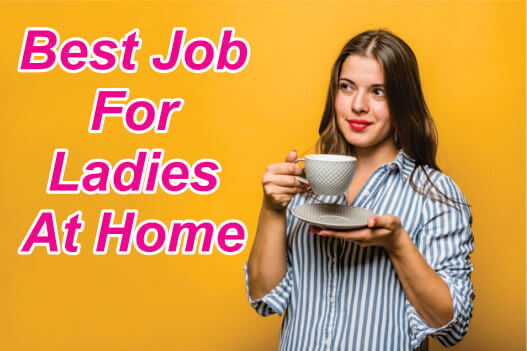 Best Job For Ladies At Home