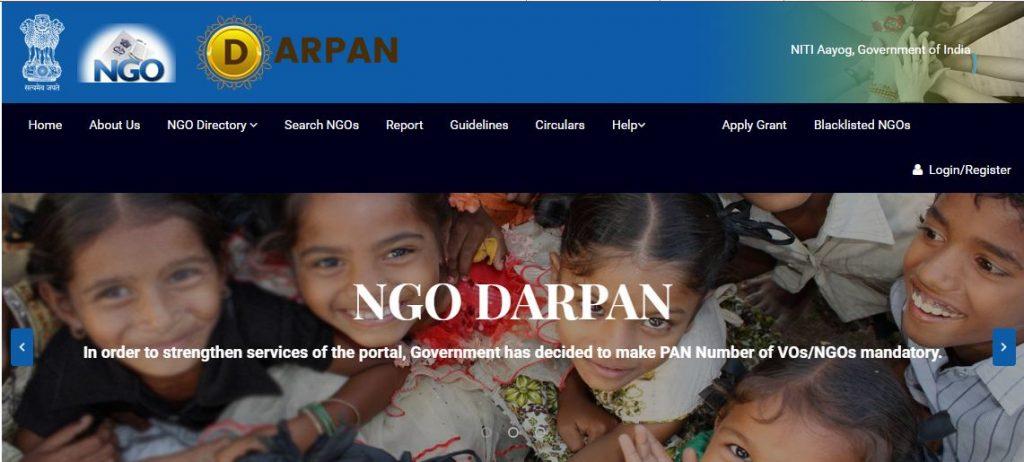 online ngo registration