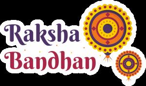 cartoon raksha bandhan sticker