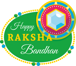 rakhi raksha bandhan sticker