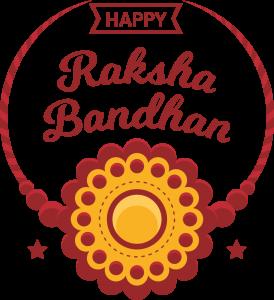 raksha bandhan png 2020