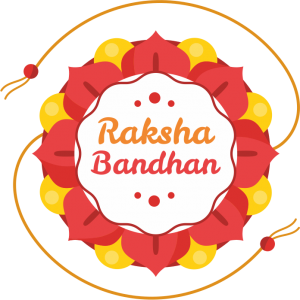 raksha bandhan png logo