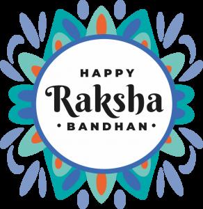 happy raksha bandhan stickers