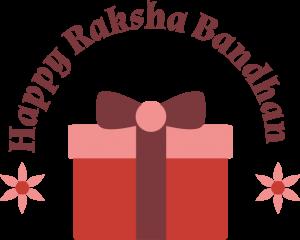 sticker of raksha bandhan