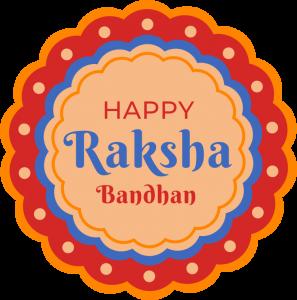 raksha bandhan logo png