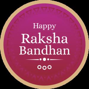raksha bandhan 2020 sticker